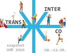 Snapshot UdK 2010