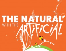 The natural with the artificial