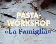 "Pasta Workshop – ""La Famiglia"""