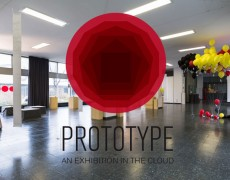 EXHIBITION IN THE CLOUD
