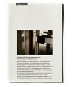 designtransfer-Ausstellungsprogramm