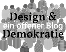 Design & Demokratie