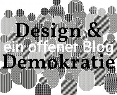Design & Democracy Blog